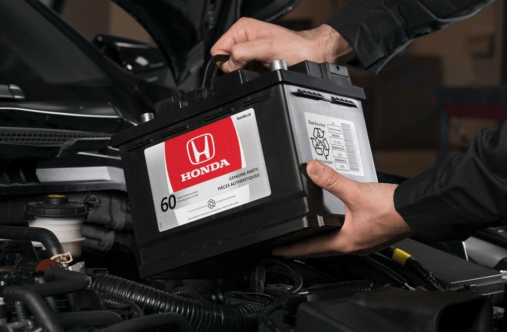 Honda Battery Service and Repair